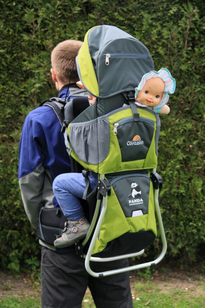 Detský turistický nosič Corazon PANDA - €152 b0e05c37bfc