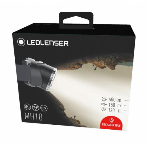 64858e05fb Čelovka Led Lenser MH10 600 lm - €100