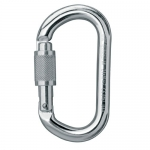 Karabína Petzl OK Screw-Lock