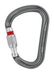 Karabína Petzl William Screw-Lock