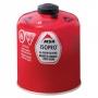 Plynová kartuša MSR Isopro 450g
