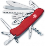 Nôž Victorinox Workchamp Red 0.8564