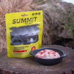 Summit to eat - RICE PUDDING WITH STRAWBERRY