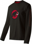 Tričko Mammut Snow Longsleeve Men black