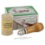 Šička- šidlo s niťou vrátane náhradných ihiel a nite