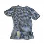 Ruské námornícke tričko - modrá