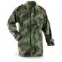 Vojenská bunda - Srbská armáda
